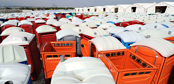 Champion Portable Toilets in Keller,  TX